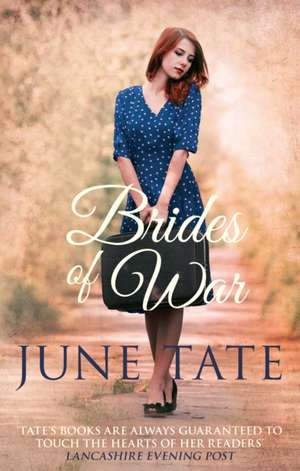 Brides Of War de June Tate