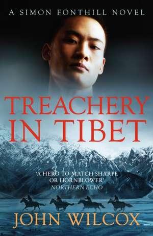Treachery In Tibet