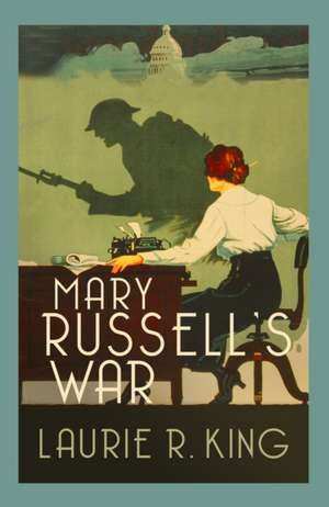 Mary Russell's War de Laurie R. King