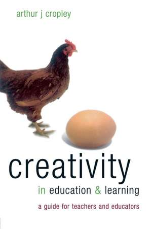 Creativity in Education & Learning