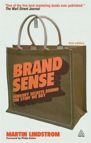 Brand Sense de Martin Lindstrom