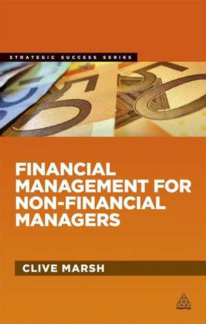 Financial Management for Non-Financial Managers imagine