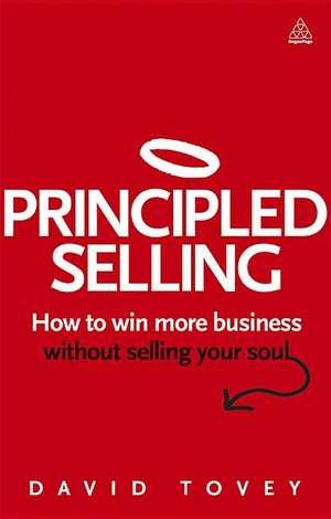 Principled Selling de David Tovey