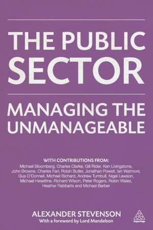 The Public Sector imagine