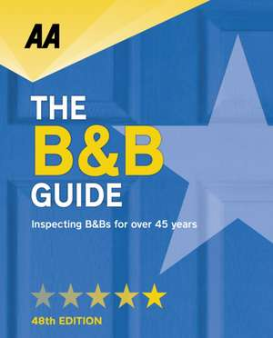 The B & B Guide 48th Edition