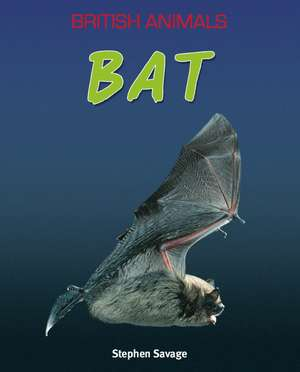 Bat. Stephen Savage