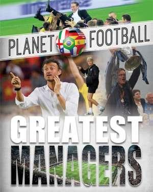 PLANET FOOTBALL GREATEST MANAG