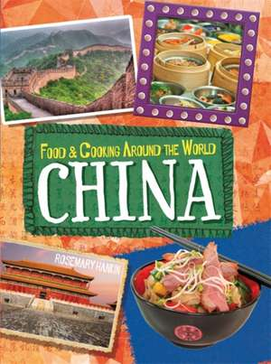 Hankin, R: China