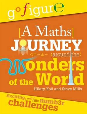 A Maths Journey Around the Wonders of the World