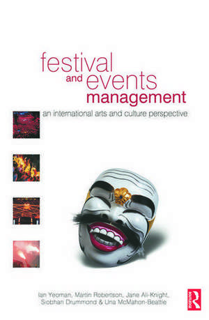Festival and Events Management imagine