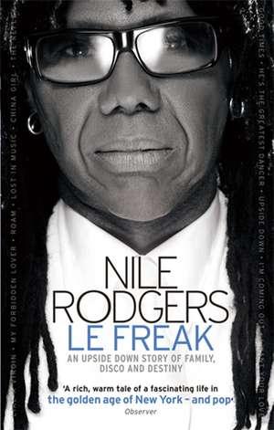 Le Freak de Nile Rodgers