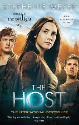 The Host Film Tie In de Stephenie Meyer
