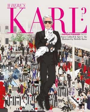 Caldwell, S: Where's Karl?