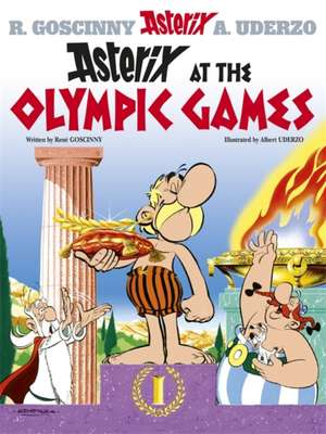 Asterix at the Olympic Games:  Business of Winning de Rene Goscinny