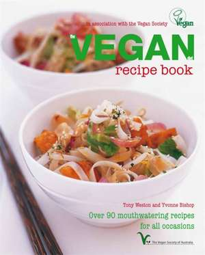 Vegan Recipe Book
