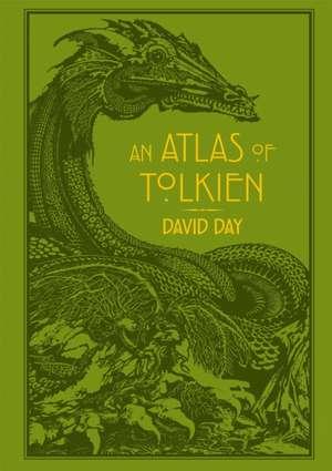 Tolkien Four Colour Atlas de David Day