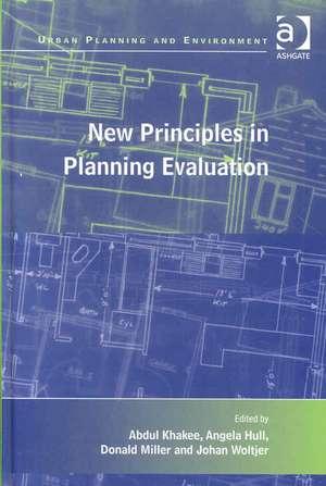 New Principles in Planning Evaluation de Abdul Khakee