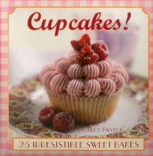 Cupcakes! de Carol Pastor