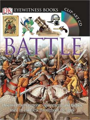 Battle [With Clip-Art CD and Fold-Out Wall Chart]