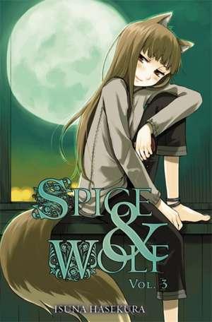 Spice and Wolf, Vol. 3 (light novel) de Isuna Hasekura