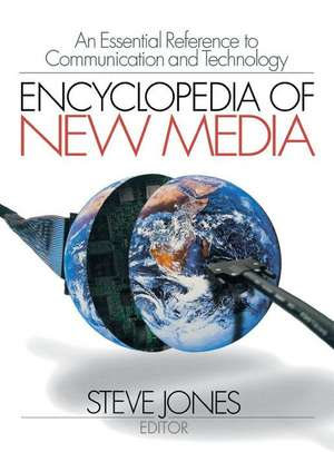 Encyclopedia Of New Media