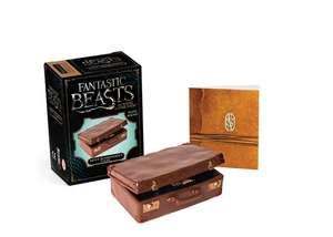 Fantastic Beasts and Where to Find Them: Newt Scamander's Case: With Sound de Running Press