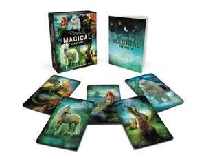 Morphing Magical Creatures: A Lenticular Magnet Set de Running Press