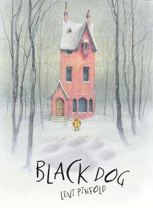 Black Dog de Levi Pinfold