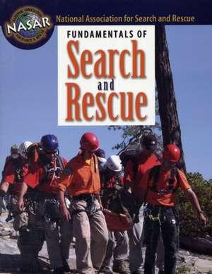 Fundamentals of Search and Rescue de  Nasar