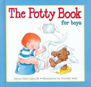 The Potty Book for Boys imagine