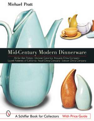 Mid-Century Modern Dinnerware imagine