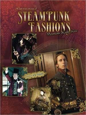 International Steampunk Fashions imagine