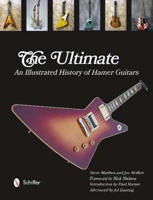 The Ultimate Hamer Guitars imagine