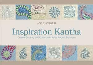 Inspiration Kantha