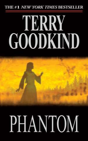 Phantom:  Beauty de Terry Goodkind