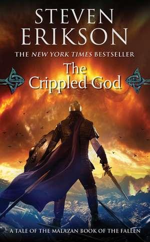 The Crippled God:   de Steven Erikson