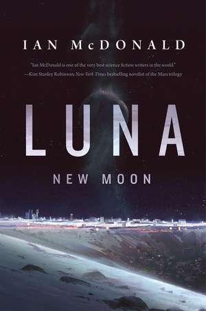 Luna de Ian McDonald