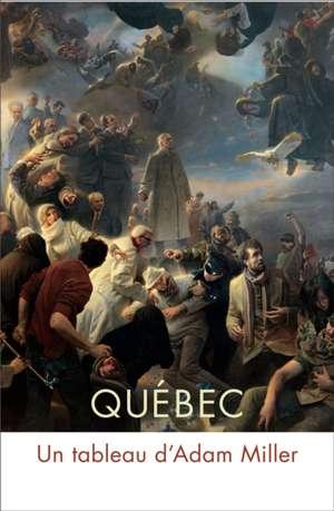 Québec: Un tableau d'Adam Miller de Clarence Epstein
