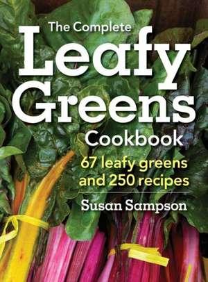 The Complete Leafy Greens Cookbook imagine