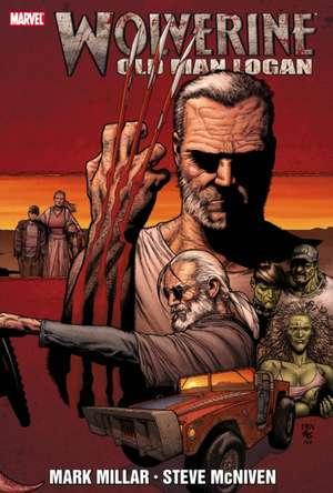 Wolverine: Old Man Logan de Mark Millar
