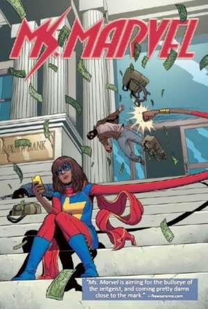 Ms. Marvel Volume 2: Generation Why de G. Willow Wilson