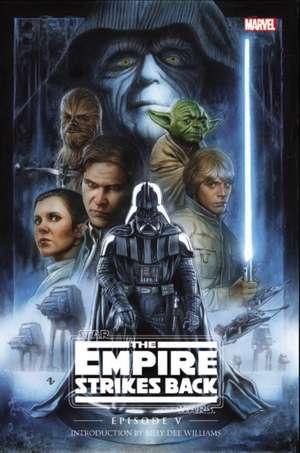 Star Wars: Episode V: The Empire Strikes Back de Archie Goodwin