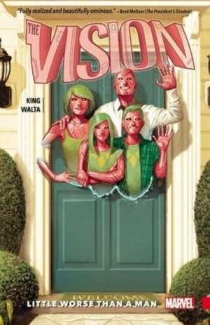 Vision Vol. 1: Little Worse Than A Man de Tom King