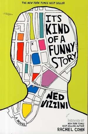 It's Kind of a Funny Story de Ned Vizzini