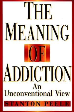 The Meaning of Addiction imagine
