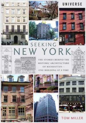 Seeking New York de Tom Miller