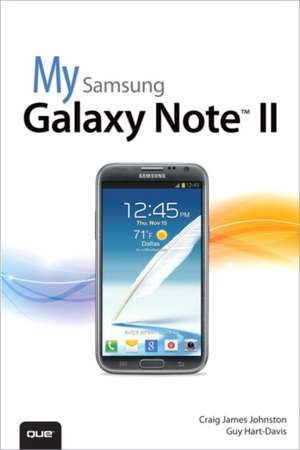 My Samsung Galaxy Note II de Craig James Johnston