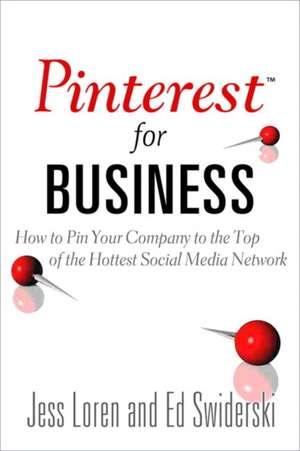 Pinterest for Business de Jess Loren
