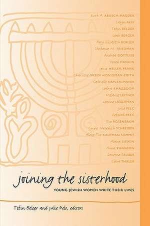 Joining the Sisterhood
