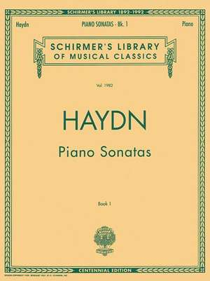 Franz Joseph Haydn: Piano Sonatas de Franz Josef Haydn